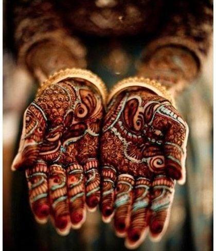 Best Inspiring Pakistani Mehndi Designs Henna patterns