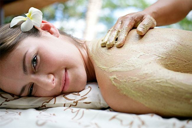 Body Wraps and Massages