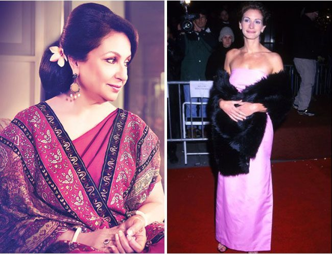 Celebs who have graced Shawls
