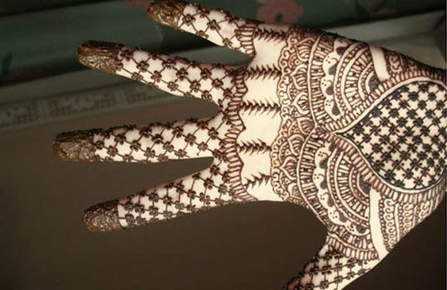 Latest Mehandi Designs Patterns