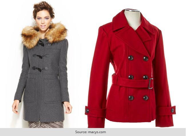 Creating A Fashion Sweep Through Winter Coats