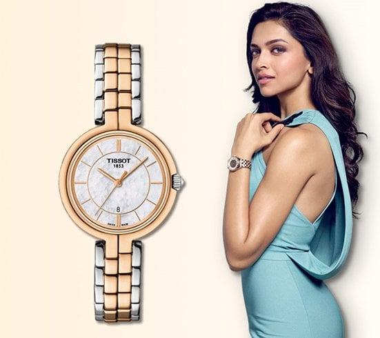Deepika Padukone Watch Brands
