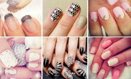 Glitter Manicures for You to Try