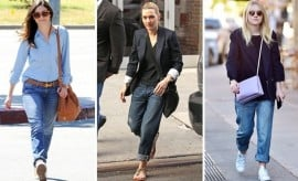 How To Style Boyfriend Jeans for Women