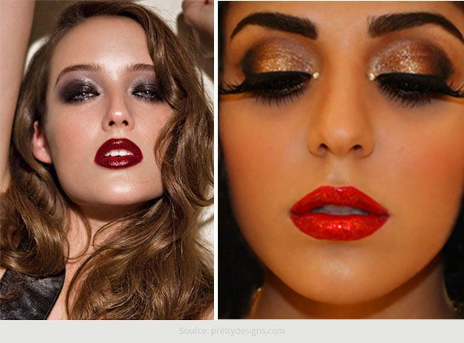 Makeup Ideas This New Year Eve