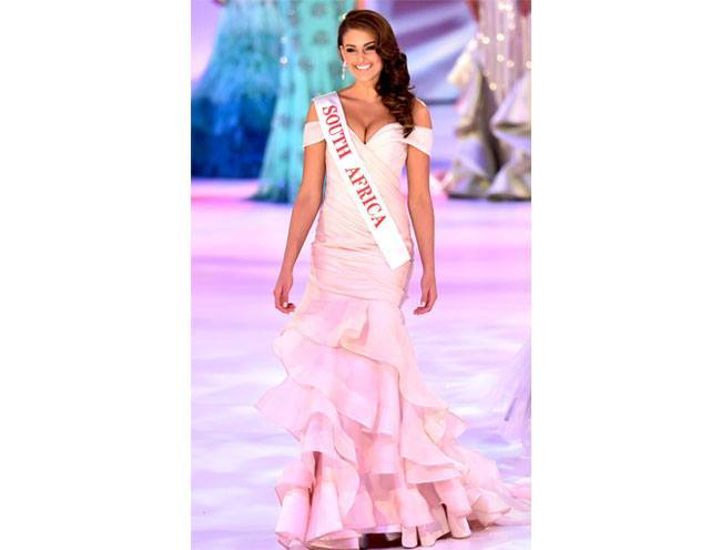 Miss South Africa Miss World