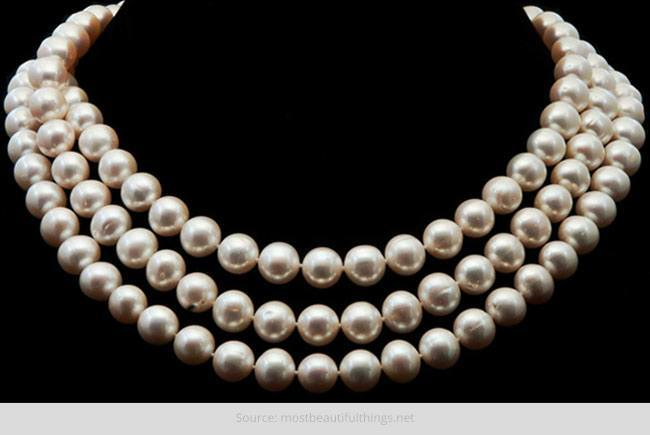 Image result for pearl jewellery