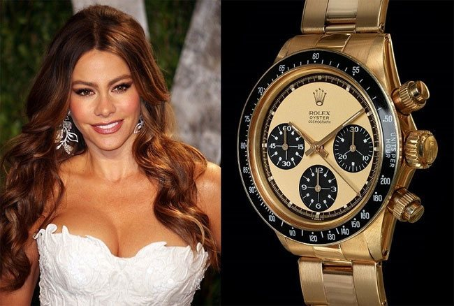 5 most expensive swiss watch brands for Celebrity wearing rolex watches