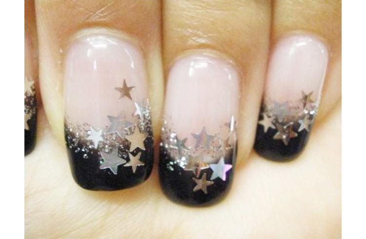 Starry Night Manicures for You