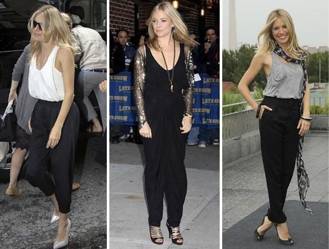 Style Harem Pants