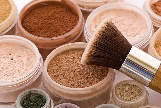 Switch to Mineral Makeup