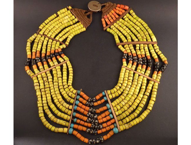 Tribal Jewelry of Nagaland