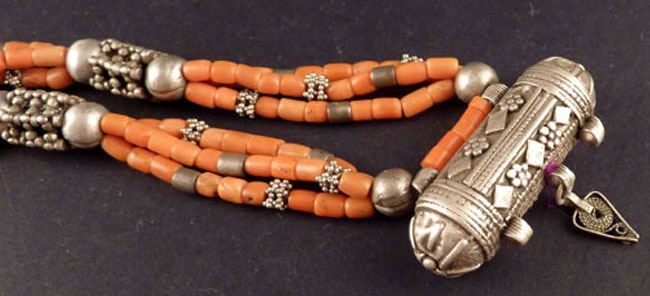 Tribal Jewelry of Yemen Middle East