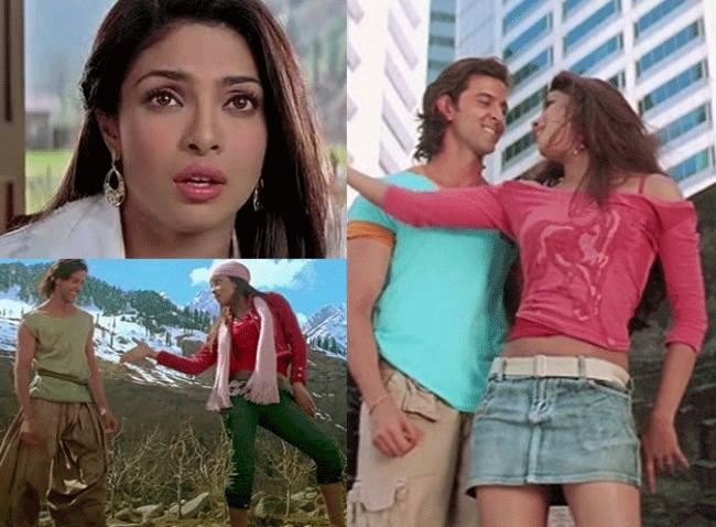 Priyanka Chopra in Krrish