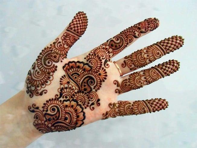 Rajasthani Bridal Mehendi