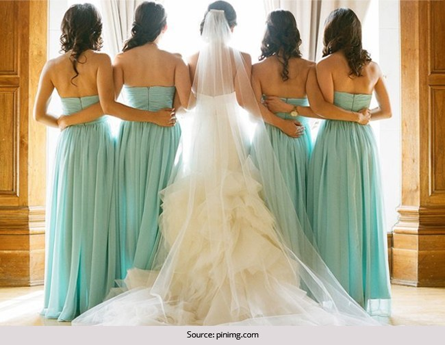 Colour Suggestions For Bridesmaid Dresses