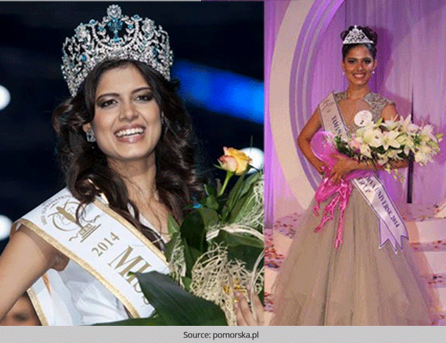 Asha Bhat - The Newly Crowned Miss Supranational