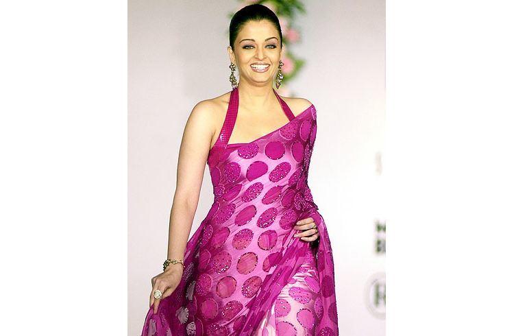 Aishwarya Rai Beautiful Blouse Designs