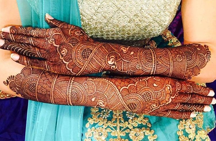 Mehndi Designs For Dulha : Marwari mehndi designs for hands and feet