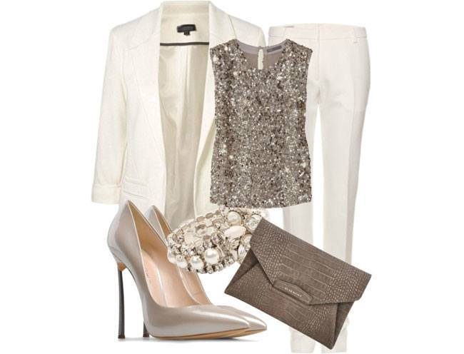 high heels and accessories
