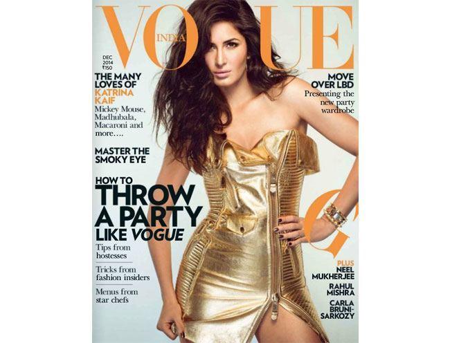 katrina kaif vogue india december 2014 cover