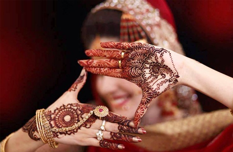 Mehndi designs for weddings