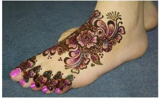 Mehendi designs for girls
