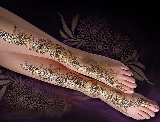 mehndi designs for pakisthani