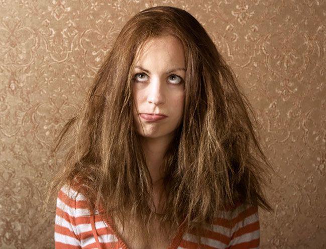 omag frizzy hair