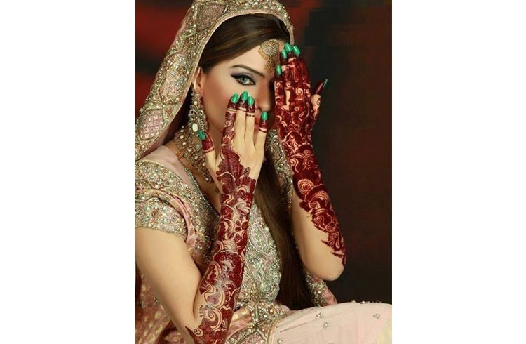 Easy & Beautiful Pakistani Bridal Mehndi Designs Image Gallery for free download