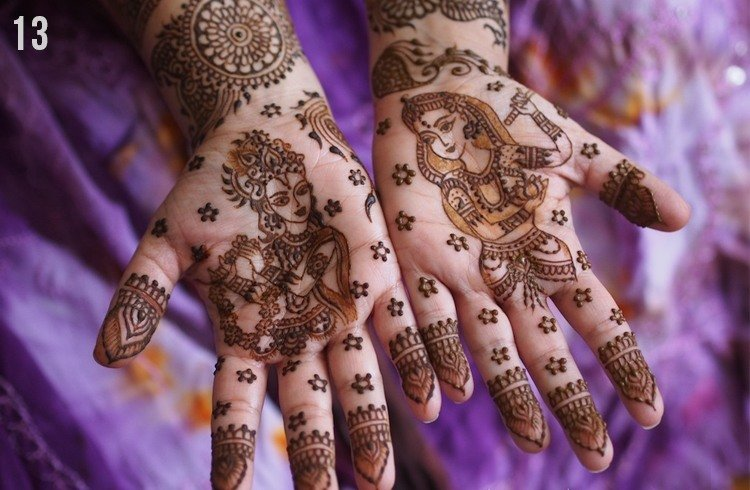 25 marwari mehndi designs for hands and feet. Black Bedroom Furniture Sets. Home Design Ideas