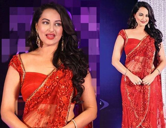 sonakshi sinhas princess cut bloused esigns