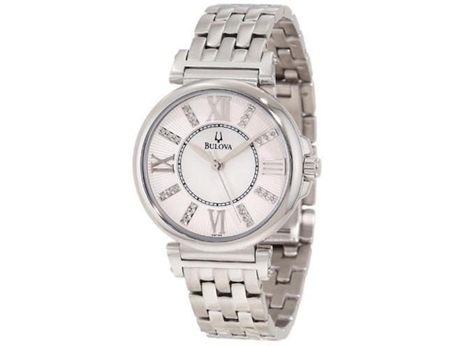 Bulova Womens 96P134 Bracelet Watch