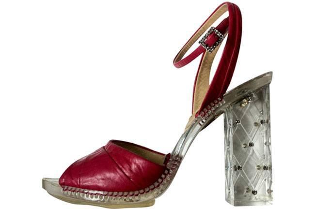 Charlotte Olympia Jewel Sandals