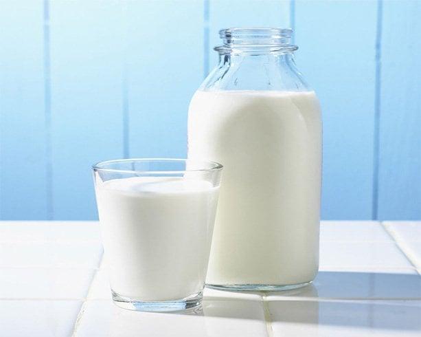 Milk for Boils