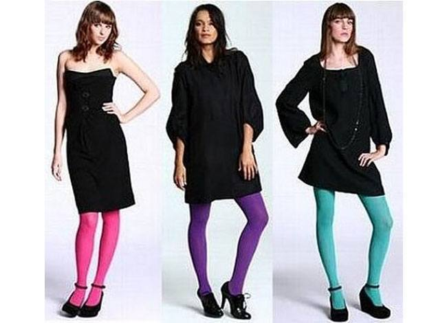 Colour it up with Black