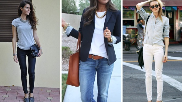 10 Different Ways to Wear Jeans to Work