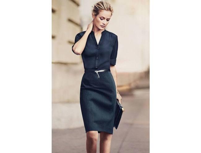 Dress Conservatively