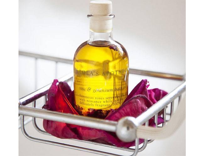 Health Benefits of Geranium Oil