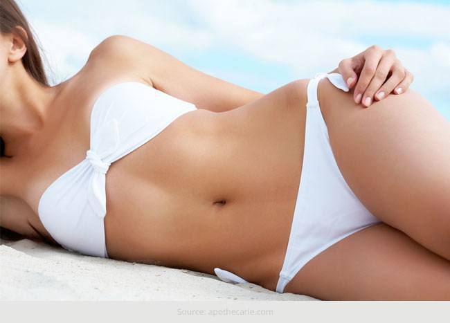 Home Remedies to Lighten Dark Bikini Line Area