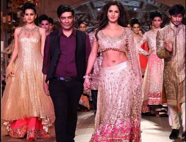 Manish is asked to design for Bollywood