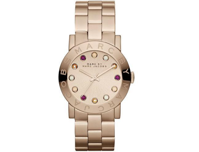 Marc by Marc Jacobs MBM3216 Amy Rose Gold Ladies Bracelet Watch