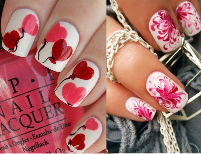 Valentine Day Nail Art Designs | Graham Reid