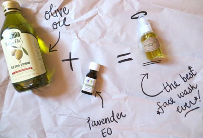 Wie Öl-Reinigungsmethode auf Ihrer Haut funktioniert