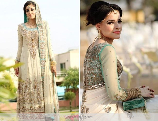 Pakistani Bridal Fashion Ideas