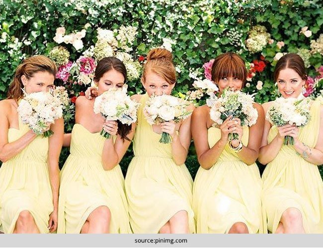 Pick the Perfect Dress for Your Bridesmaids