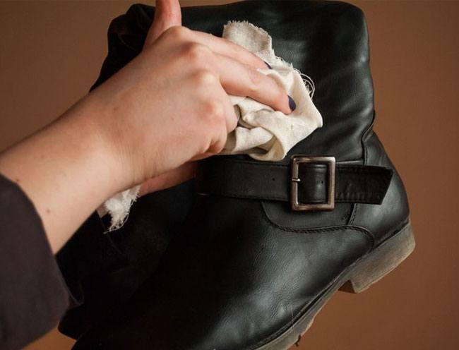 Revive your Leather Boots