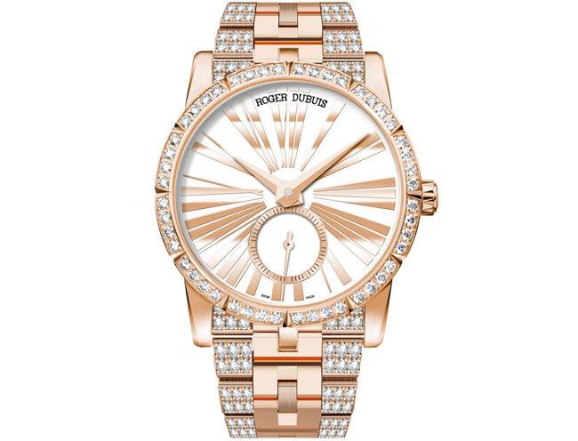 Roger Dubuis Excalibur 36 Jewelry