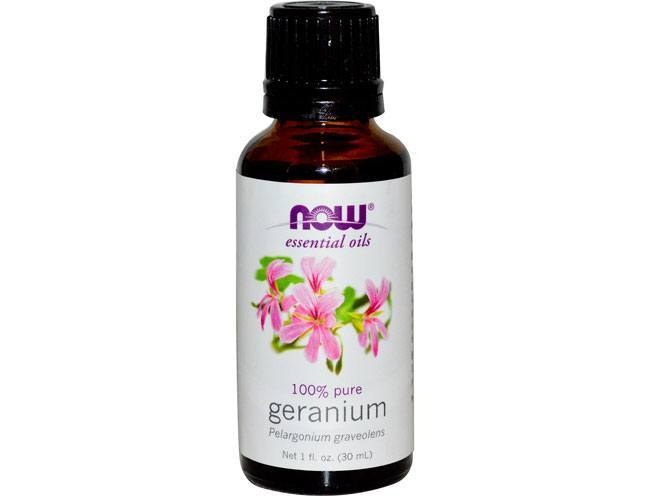 Tips for using Geranium Oil