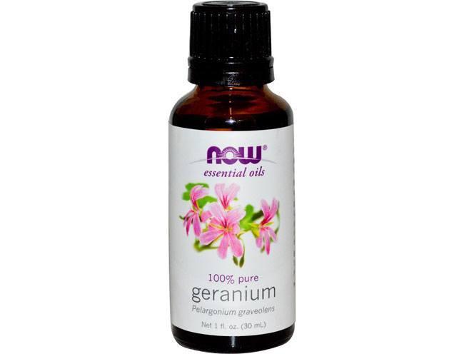 Tips for using Geranium Oil